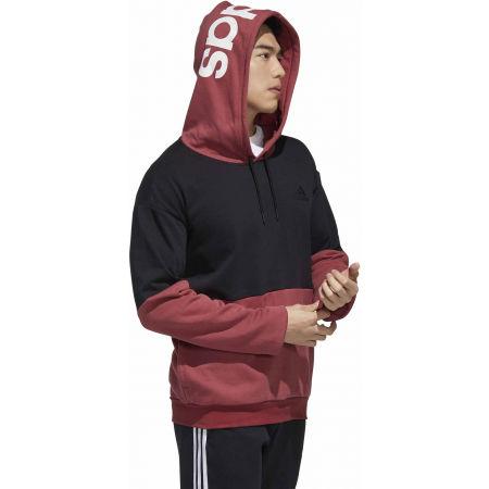 Pánská mikina - adidas NEW AUTHENTIC HOODED SWEATSHIRT - 6
