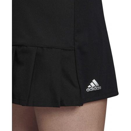 Dámská sportovní sukně - adidas CLUB LONG SKIRT 16 INCH - 8