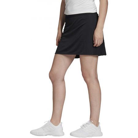 Dámská sportovní sukně - adidas CLUB LONG SKIRT 16 INCH - 4