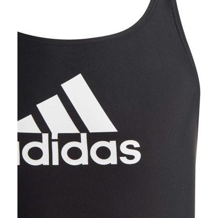 Dívčí jednodílné plavky - adidas YA BOS SUIT - 3