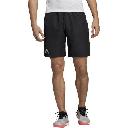 Pánské tenisové šortky - adidas CLUB SHORT 9 INCH - 4
