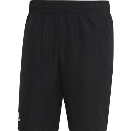 Pánské tenisové šortky - adidas CLUB SHORT 9 INCH - 1