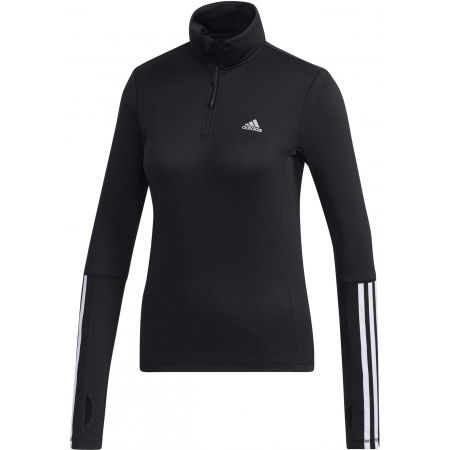 adidas WOMEN INTUITIVE WARMTH 1/4 ZIP LONGSLEEVE