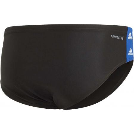 Pánské plavky - adidas FITNESS TAPER SWIM TRUNK - 2