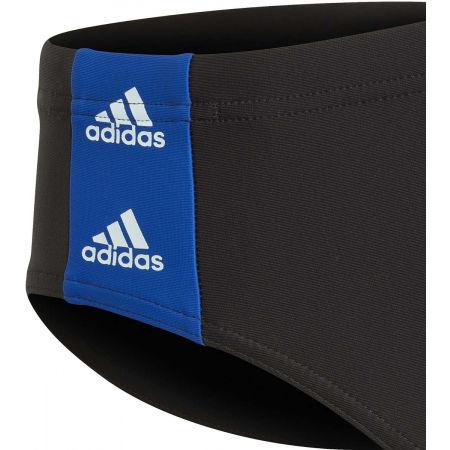 Pánské plavky - adidas FITNESS TAPER SWIM TRUNK - 4