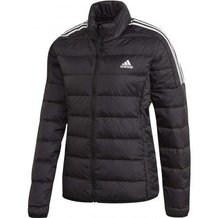 Dámská péřová bunda - adidas ESS DOWN JKT - 1