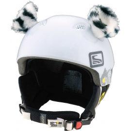 Crazy Ears TYGR BÍLÝ - Uši na helmu