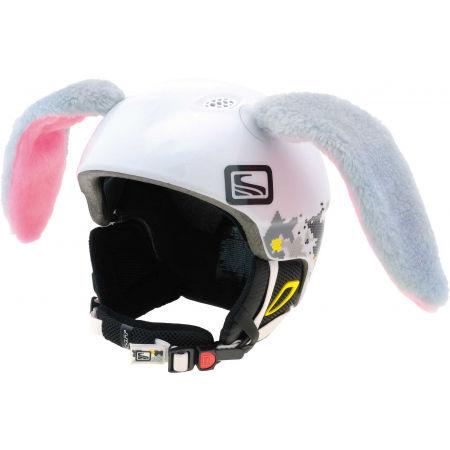 Uši na helmu - Crazy Ears KRÁLIK VELKÝ