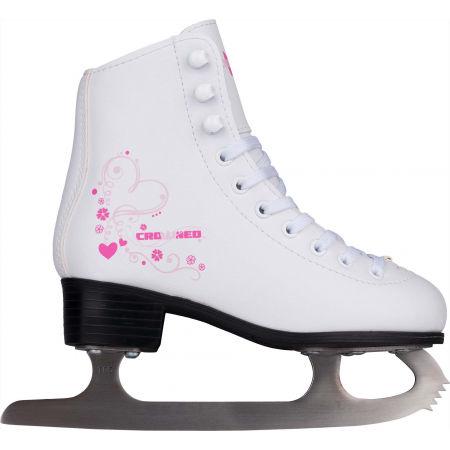 Dívčí lední brusle - Crowned EMILY JR - 2