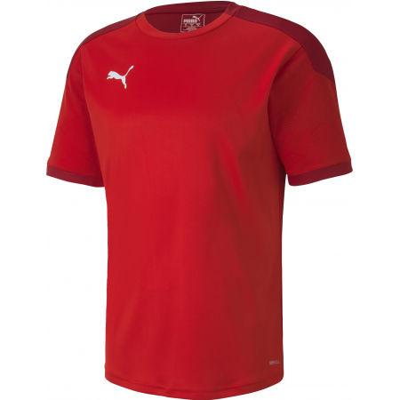 Puma TEAM FINAL 21 TRAINING JERSEY - Pánské tréninkové triko