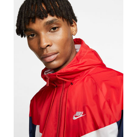 Pánská bunda - Nike NSW HE WR JKT HD M - 4
