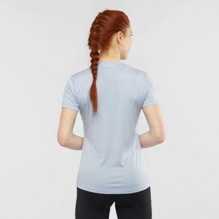 Dámské tričko - Salomon AGILE SS TEE W - 3