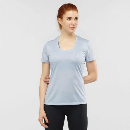 Dámské tričko - Salomon AGILE SS TEE W - 2