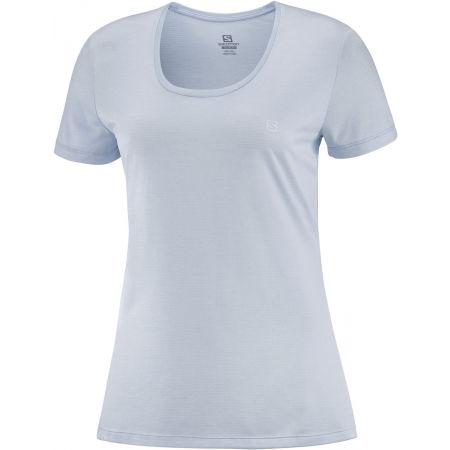 Dámské tričko - Salomon AGILE SS TEE W - 1