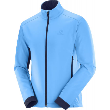 Pánská bunda - Salomon AGILE SOFTSHELL JACKET M - 1