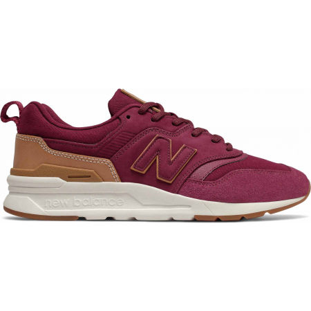 Pánská volnočasová obuv - New Balance CM997HAE - 1