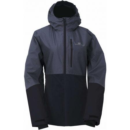 2117 GARDET - Dámská lehce zateplená lyžařská bunda