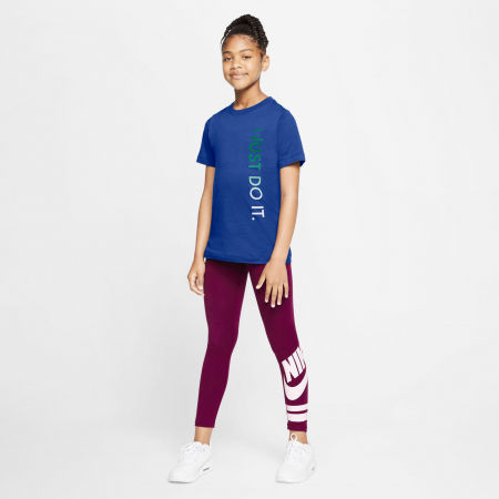 Dětské tričko - Nike NSW TEE JDI VERTICAL U - 3