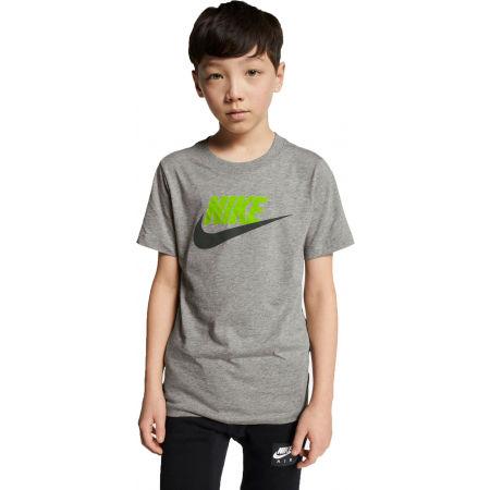Nike NSW TEE FUTURA ICON TD B - Chlapecké tričko