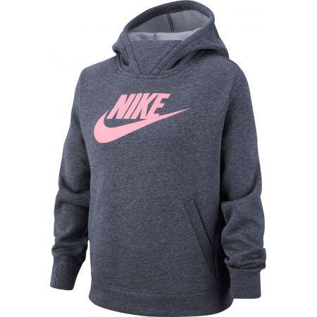Nike NSW PE PULLOVER - Dívčí mikina