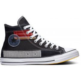 Converse CHUCK TAYLOR ALL STAR PATCHWORK HIGH - Unisex kotníkové tenisky