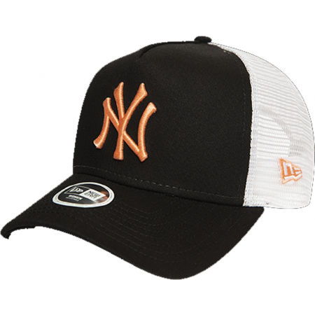 Dámská kšiltovka - New Era 9FORTY W MLB LEAGUE ESSSENTIALS NEW YORK