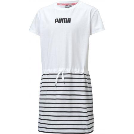 Puma ALPHA DRESS G - Dívčí sportovní šaty