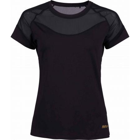 Dámské fitness triko - Fitforce ARUBA - 1