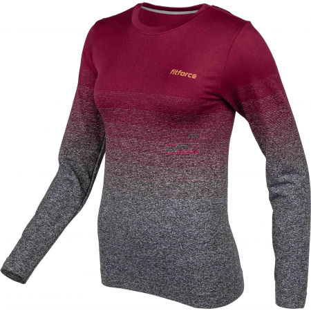 Dámské fitness triko - Fitforce RENNEL - 2