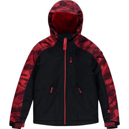 Chlapecká lyžařská/snowboardová bunda - O'Neill PB DIABASE JACKET - 1