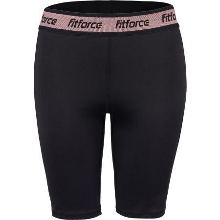 Dámské fitness šortky - Fitforce SOLTA - 2