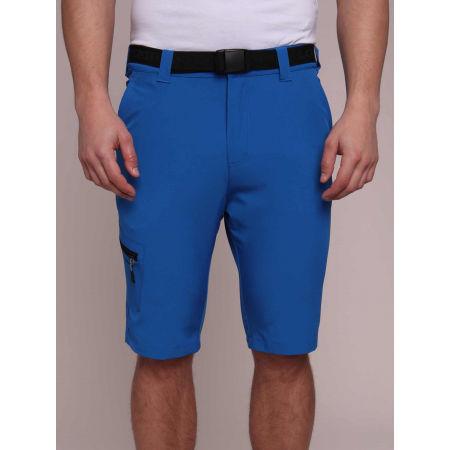 Pánské softshellové šortky - Loap URRO - 2