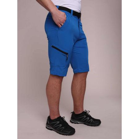 Pánské softshellové šortky - Loap URRO - 4