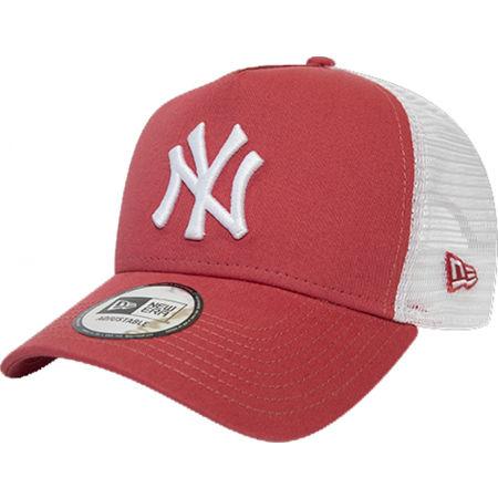 Klubová kšiltovka - New Era 9FORTY AF TRUCKER MLB LEAGUE ESSENTIAL NEYYAN - 1