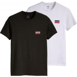 Levi's 2PK CREWNECK GRAPHIC - dvojbalení - Pánská trička - multipack
