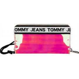 Tommy Hilfiger TJW LOGO TAPE LRG ZA WALLET PU - Dámská peněženka