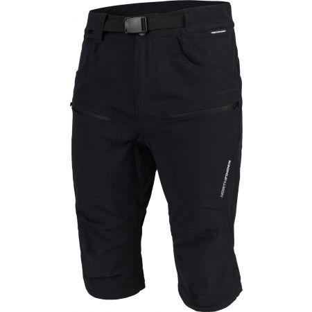 Northfinder LARSIN - Pánské 3/4 kalhoty