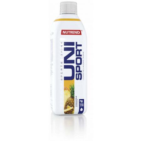 Sportovní nápoj - Nutrend UNISPORT 1L ANANAS