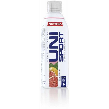 Nutrend UNISPORT 0,5L PINK GREP