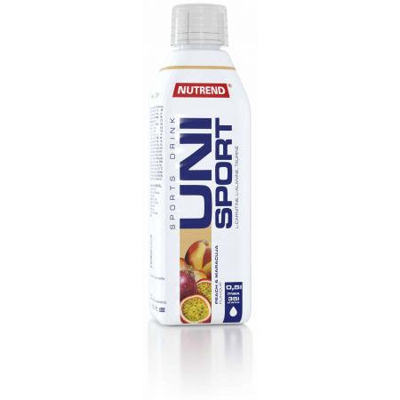 Nutrend UNISPORT 0,5L BROSKEV MARACUJA - Sportovní nápoj