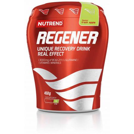 Nutrend REGENER 450G JABLKO - Regenerační nápoj