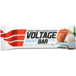 Nutrend VOLTAGE ENERGY KOKOS 65g - Energetická tyčinka