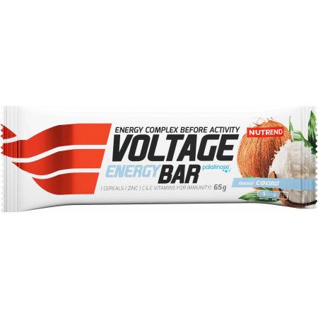 Energetická tyčinka - Nutrend VOLTAGE ENERGY KOKOS 65g