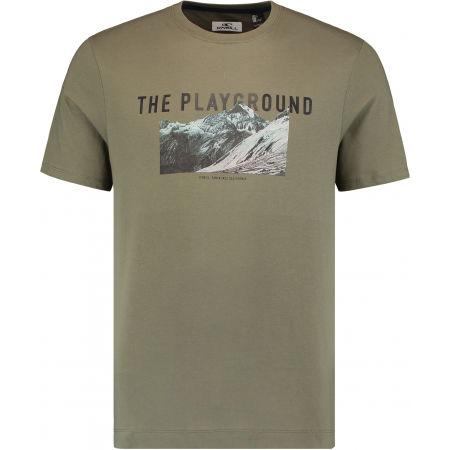 O'Neill LM OUR PLAYGROUND T-SHIRT - Pánské tričko