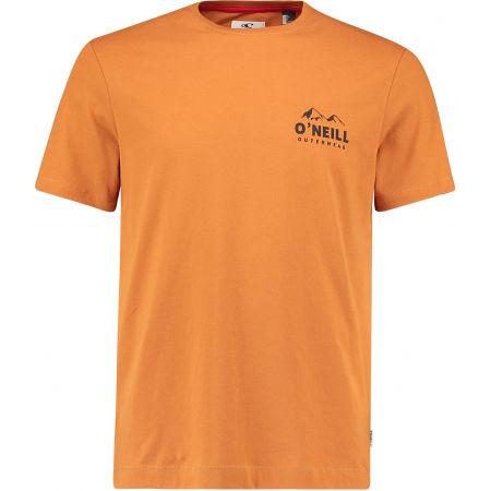 Pánské tričko - O'Neill LM ROCKY MOUNTAINS T-SHIRT - 1