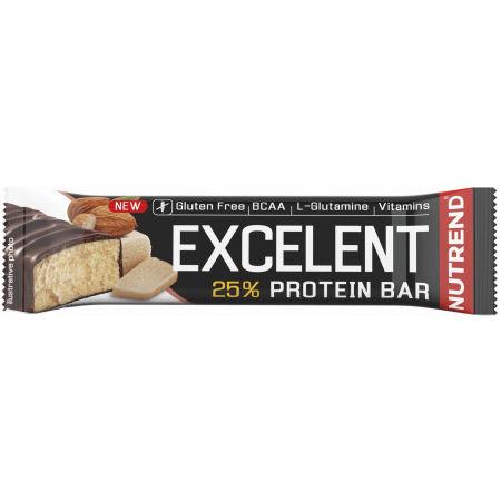 Proteinová tyčinka - Nutrend EXCELENT MARCIPÁN S MANDLEMI 85g