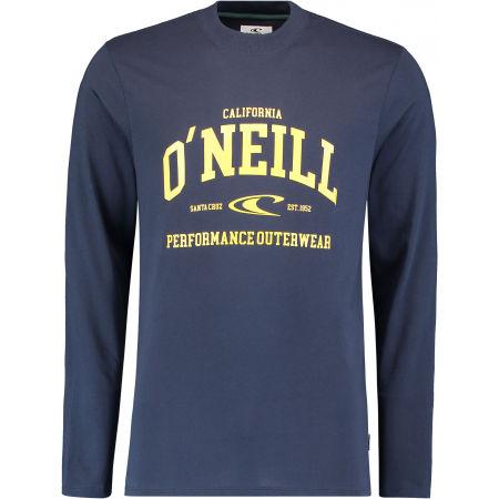 Pánské tričko s dlouhým rukávem - O'Neill LM UNI OUTDOOR L/SLV T-SHIRT - 1