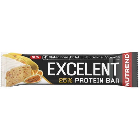 Nutrend EXCELENT PROTEIN CURUBA 85g - Proteinová tyčinka