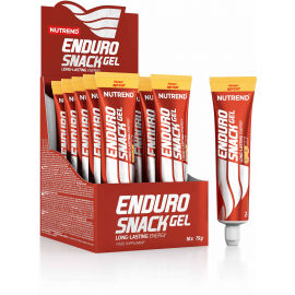 Nutrend ENDUROSNACK 75G MERUŇKA TUBA - Energetický gel tuba