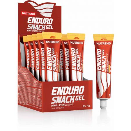 Energetický gel tuba - Nutrend ENDUROSNACK 75G MERUŇKA TUBA
